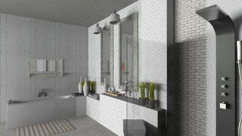 bains de reve256 - Rustic - Bathroom - by taxiblueltd