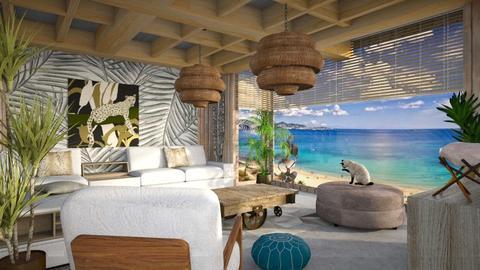 ivissa2 - Living room - by yulamalina