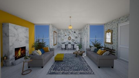 1212 - Living room - by graciebellexxx