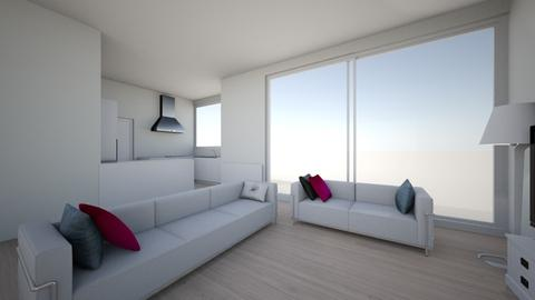 house2 - Living room - by looman rolf