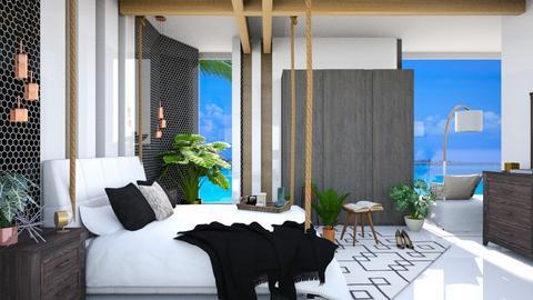 IP Diego Minimal - Bedroom - by GinnyGranger394