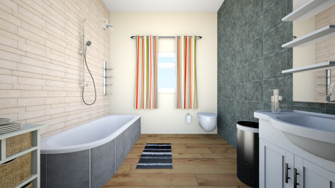 nicks design - Bathroom - by NICK_TIAM