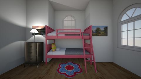 Girls room - Modern - Bedroom - by symia123