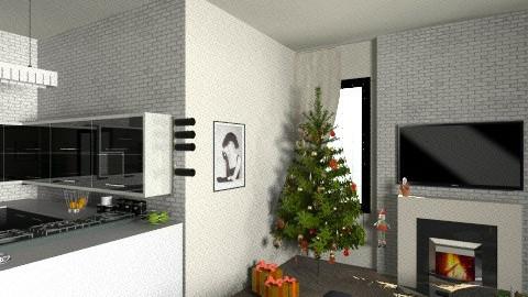 555555555 - Living room - by maria zauer