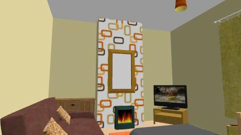 yesplease:) - Retro - Living room - by kirsteen373