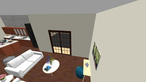 WIP Bottom floor house - by Hollily