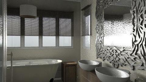 Bathroom2 - Bathroom - by Alyssa Turner