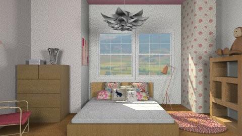 bedroom - Bedroom - by Aliya Al