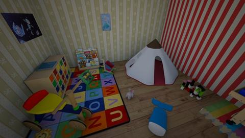 hab3 - Kids room - by Esther1218