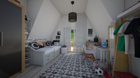 g - Bedroom - by Reka7