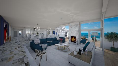 Great views - Living room - by flacazarataca_1