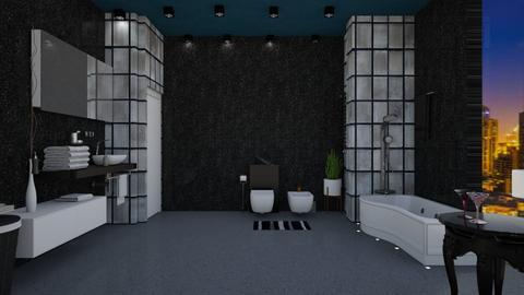 mid bath - by nat mi