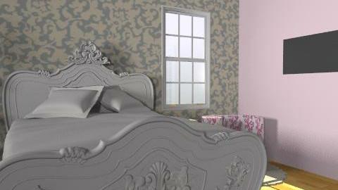 New York Luxury Master Suite - Glamour - Bedroom - by expertdesigner