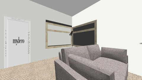 Current Layout - Living room - by brownridge9100