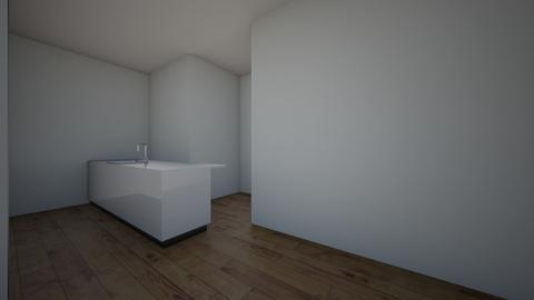 Kitchen and room 3 - Kitchen - by hafiznadzrah