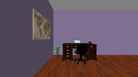 cool_bedroom_jpg - Rustic - Bedroom - by BiggieCheese69420
