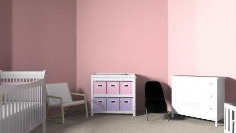 Newborn Girl's Room - Classic - Kids room - by colee99
