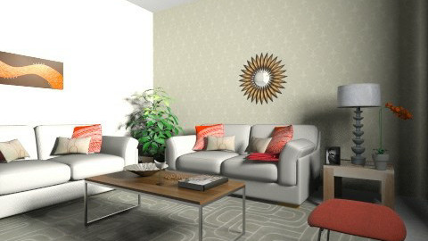 Mom living - Modern - Living room - by annyvgv