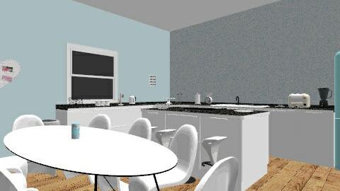 dream house kitchen - by gj123