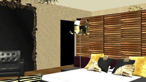 bedroom - Eclectic - Bedroom - by Senso Mai