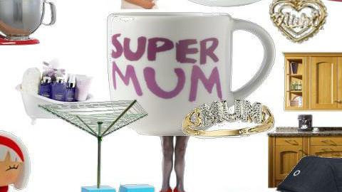 Mum! - by Lola Jo