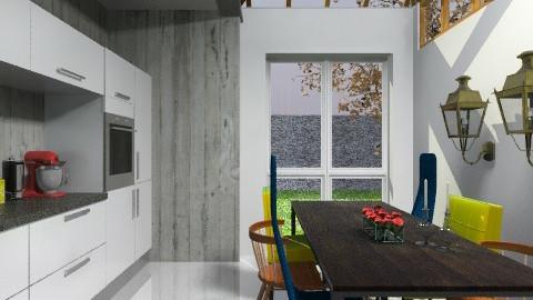 Kitchen MIx - Modern - Kitchen - by 3rdfloor