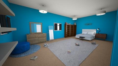 Seans Room - by shelby_rinaldo_
