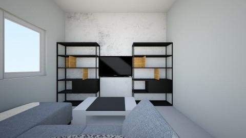 Kv - Living room - by zheny2010