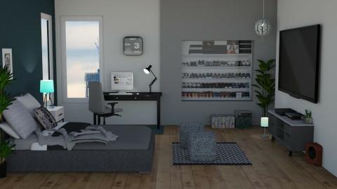 boyzzzz room - by jolaskajp