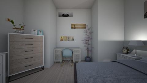 Bedroom - Feminine - Bedroom - by shonigman24