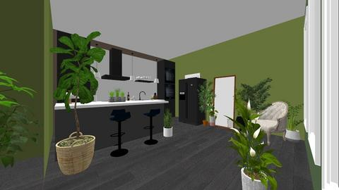 Natural  - Kitchen - by eby_bond