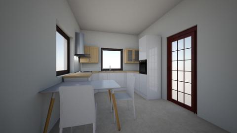GT02 - Kitchen - by dianajin