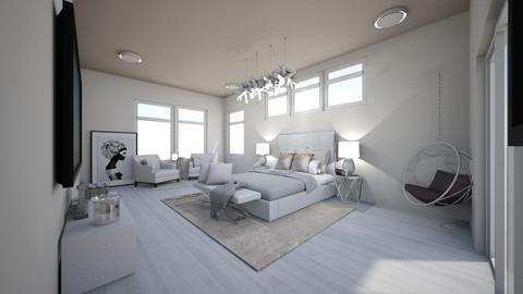 Master plan - Modern - Bedroom - by Dstylez1