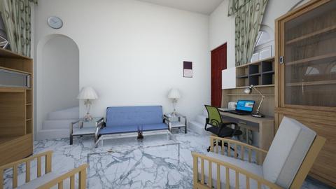 Living Room - Living room - by SammyJPili