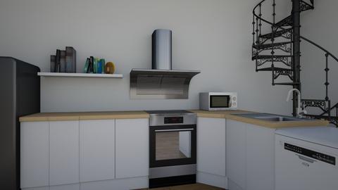 modern - Kitchen - by Capriisun