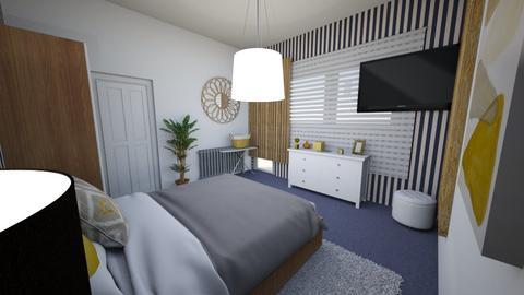 bedroom VZ  - Bedroom - by Smiljka Kostic