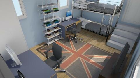 kamar 14 - Modern - Bedroom - by herjantofarhan