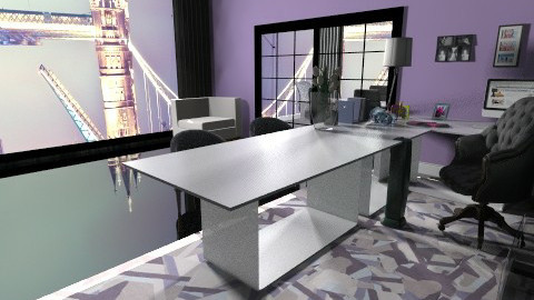My Office 2 - Glamour - Office - by Narcisse94