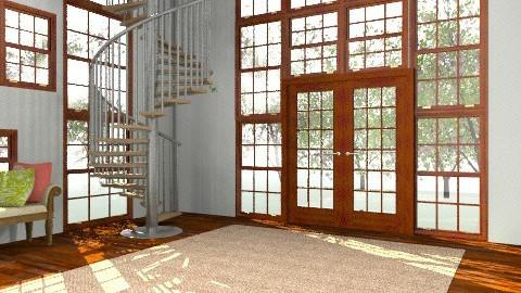 Entry - Modern - Hallway - by emilypinnock
