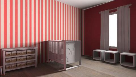baby5 - Kids room - by margot98