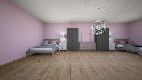bedroom - Bedroom - by Alexia Pera