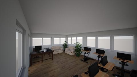 Gilberth - Modern - Office - by Gilberth Yisus