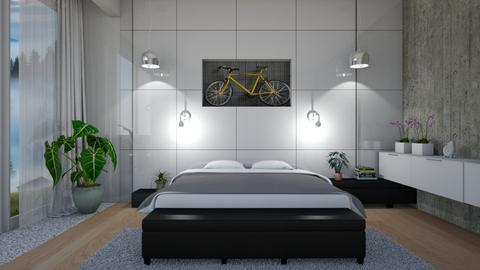 bedroom - by neide oliveira