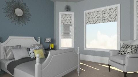 Master Bedroom - Bedroom - by fenwayb