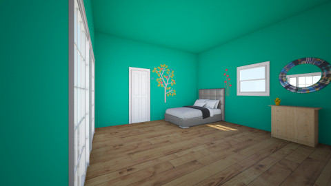 Bedroom 4 - Bedroom - by Stephanie Leivas_683