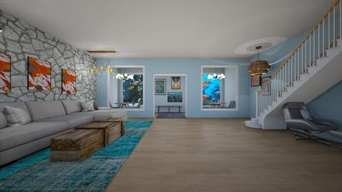 Hawaii Home - by natliner