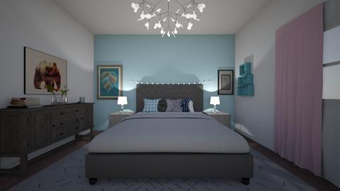 pp - Bedroom - by potatooooooooo