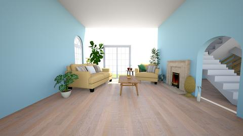 livingroom - Living room - by Kamilecesna