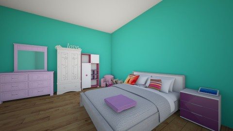 flawless tween room  - by Flawless7