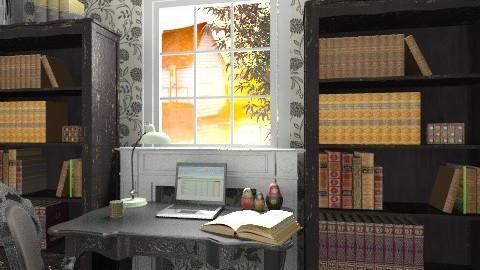 Black tear - Modern - Living room - by vovisanija